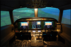 SFC first with ALX medium jet simulator!