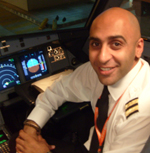 Dee Kang, First Officer, Easyjet
