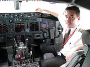 James Horgan, First Officer, Ryanair