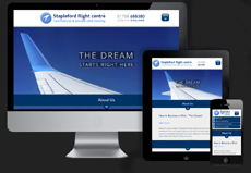 New Mobile Friendly Website Launches!