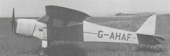 Taylorcraft Austers were operated at Stapleford by the Army Co-op No. 656 in 1943