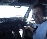 First Officer, Ryanair, Vincent Watts