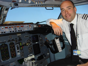 William Tangney, First Officer, Titan Airways