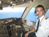 Will Snuggs - First Officer Emirates Airlines B757